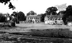 Littlebourne, Village Green  c.1960