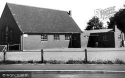 Littlebourne, War Memorial Hall c.1960