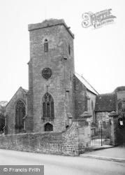 Littledean, St Ethelbert's Church c.1960