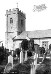 Littleham, Church Of St Margaret And St Andrew 1890