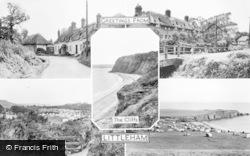 Littleham, Composite c.1955