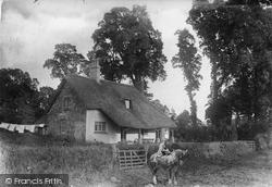 Littleham, Cottage 1906