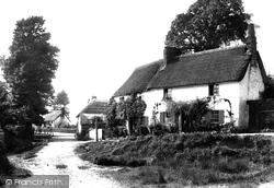 Littleham, Cottages 1890