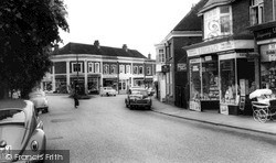Littleham, Littleham Road c.1965