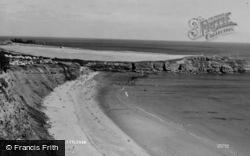 Littleham, Sandy Bay c.1960