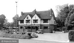 Littleham, The New Inn c.1955