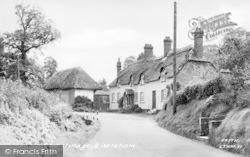 Littleham, The Village c.1955