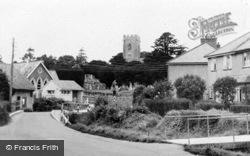Littleham, The Village c.1960