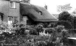 Littleham, Tythe Cottage c.1965