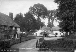 Littleham, Village 1890