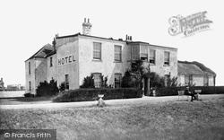 Littlehampton, Beach Hotel 1890