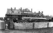 Littlehampton, Beach Hotel 1903