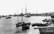 Littlehampton, Harbour 1903