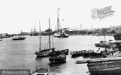 Littlehampton, Harbour 1903