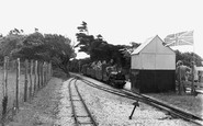 Littlehampton, Miniature Railway c.1955