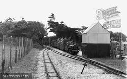 Littlehampton, Miniature Railway c.1955