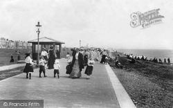 Littlehampton, Promenade 1903