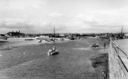 Littlehampton, River Arun c.1960