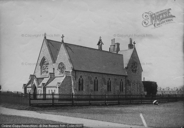 Photo of Littlehampton, St Catherine's Church 1890