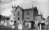 Littlehampton, St Mary's Church 1890