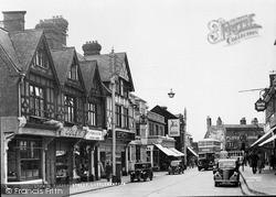 Littlehampton, Surrey Street 1955