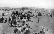 Littlehampton, The Beach 1898