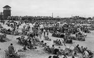 Littlehampton, The Beach c.1950