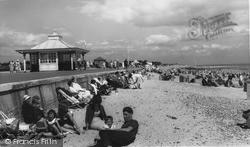 Littlehampton, The Beach c.1960