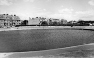 Littlehampton, The Boating Lake c.1960