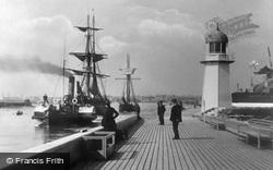 The Pier 1895, Littlehampton