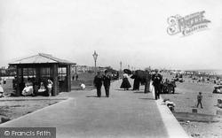 Littlehampton, The Promenade 1898