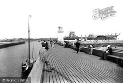 Littlehampton, The Promenade 1903