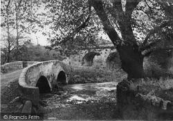 Littlehempston, Bridge 1905