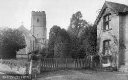 Littlehempston, Church Of St John The Baptist 1905