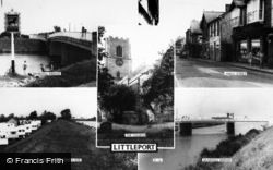 Littleport, Composite c.1960