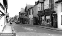Littleport, Main Street c.1955