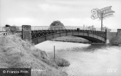 The Bridge c.1955, Littleport