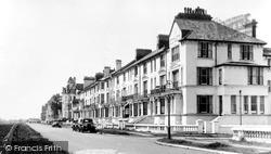 The Parade c.1955, Littlestone-on-Sea