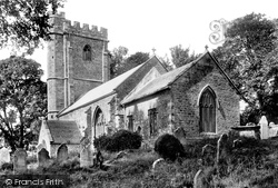 Litton Cheney, St Mary's Church 1906