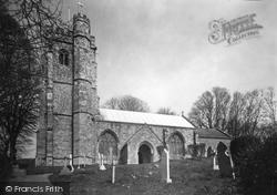 Litton Cheney, St Mary's Church c.1955