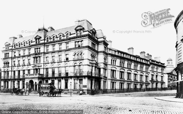Liverpool, Adelphi Hotel 1870