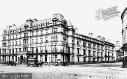 Liverpool, Adelphi Hotel c.1876
