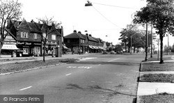 Liverpool, Booker Avenue c.1955