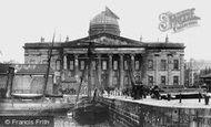 Liverpool, Custom House 1887