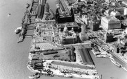 Liverpool, from the Air 1955