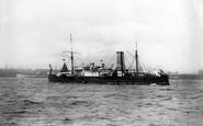 Liverpool, Hms Bellisle 1890