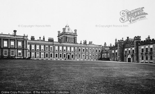 Photo of Liverpool, Knowsley Hall 1890