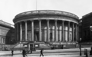 Liverpool, Picton Library And Reading Room 1895