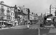 Liverpool, Ranelagh Street c.1950