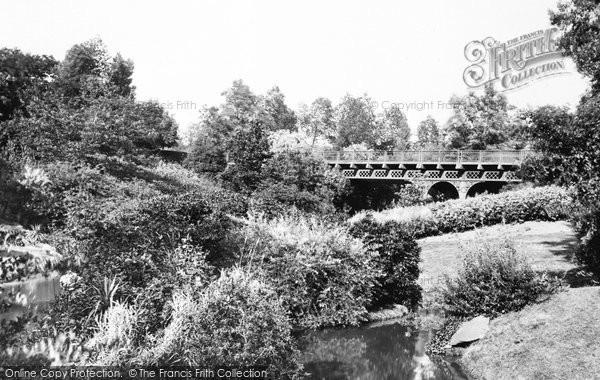 Photo of Liverpool, Sefton Park 1895